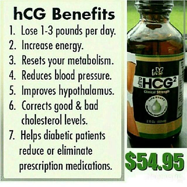 HCG Benefits