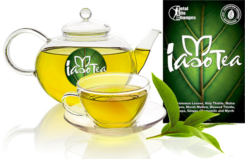 Iaso Detox Tea Sample