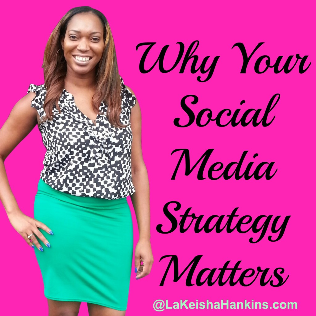 Why Your Social Media Strategy Matters